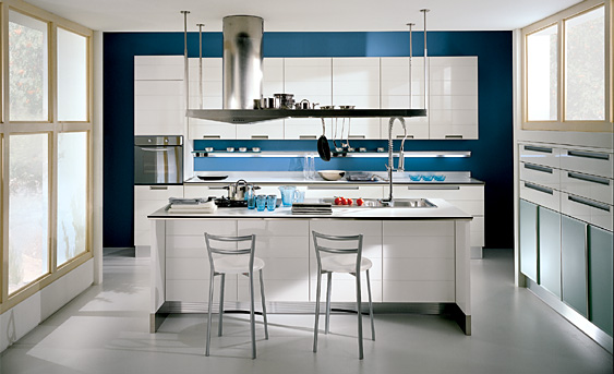 Kitchen Island Unit With Sink And Hob city - skyline kitchens