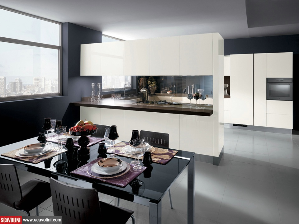 scenery - skyline kitchens, Hause ideen
