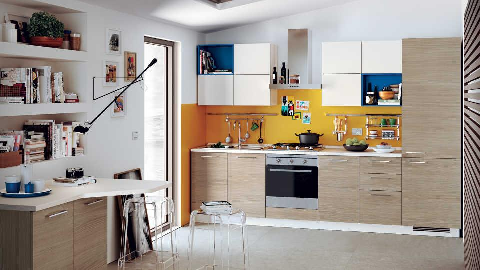 Small Straight Kitchen Design. urban with straight line kitchen designs Straight Line Kitchen Designs  Cool Design Process